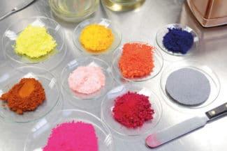 Druckfarben und ihre Pigmente spielen beim Recycling eine wesentliche Rolle
