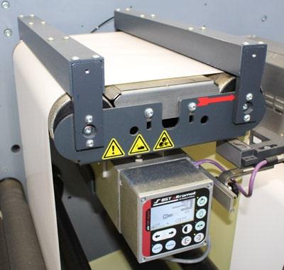 Über die TubeScan-Systeme für Bahnbeobachtung und 100%-Inspektion hinaus setzt die Barthel Gruppe weitere Qualitätssicherungssysteme von BST eltromat wie unter anderem Bahnlaufregelungen und digitale Videoüberwachungssysteme PowerScope 5000 ein