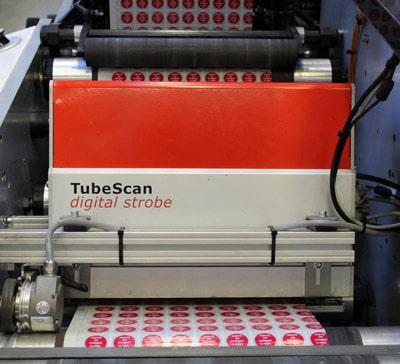 2013 nahm die Barthel Gruppe in ihrem Stammwerk in Essen die weltweit ersten TubeScan-Systeme für die Bahnbeobachtung in Betrieb