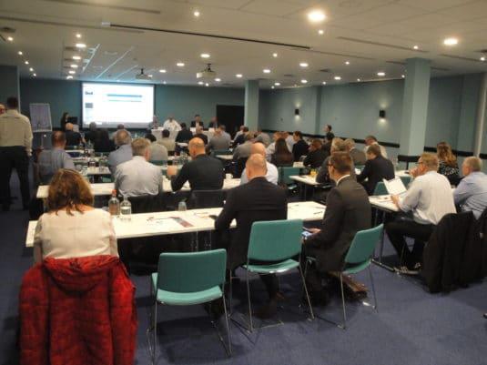 Gut besucht: die AWA-Tagung zum Thema Linerless brachte zahlreiche Erkenntnisse zum Stand der Dinge