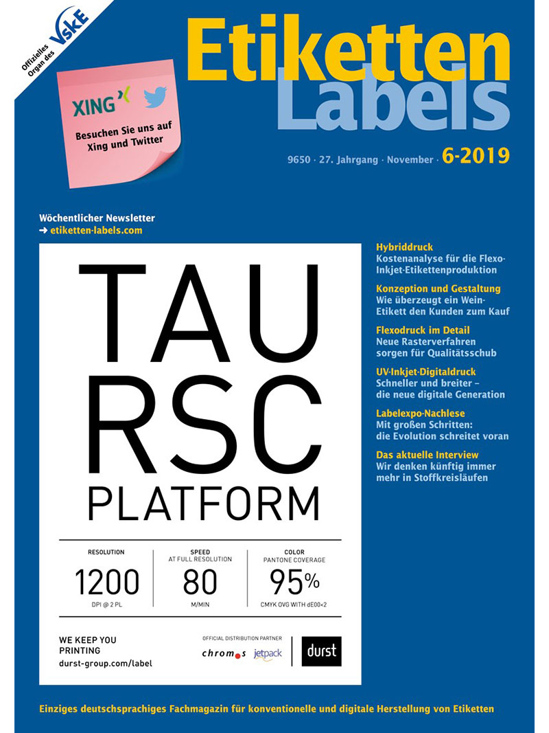 Produkt: Etiketten-Labels 06/2019 Digital
