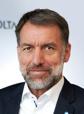 Joerg Hartmann wird die Verantwortung für Konica Minolta Business Solutions in Deutschland und Österreich übernehmen