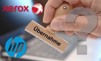 Will Xerox tatsächlich HP übernehmen? Ein Übernahmeangebot soll zumindest vorliegen