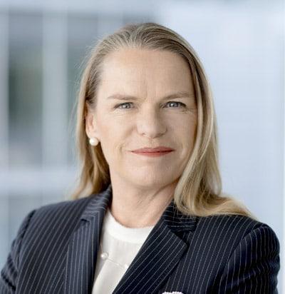 Heike von de Kerkhof, neue CEO von Archroma
