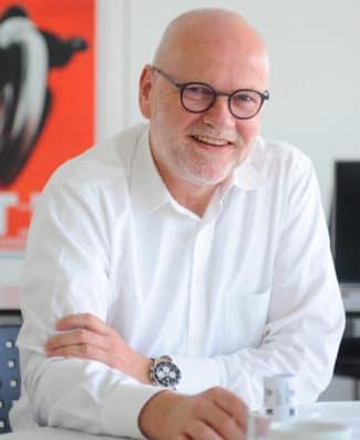 """Dr. Thomas Baumgärtner: """"Ich denke, die Labelexpo hat gezeigt: Etiketten haben ihre besten Zeiten noch vor sich."""""""