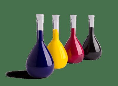 Spezielle DuraFlex-Tinten erfordern keine spezielle Fixierung, Trocknung oder Härtung