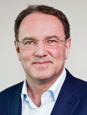 Dr. Martin Sonnenschein ist neuer Aufsichtsratsvorsitzender der Heidelberger Druckmaschinen AG