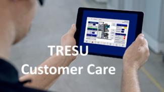 Mit dem neuen Customer Care-Konzept und den geplanten Programmerweiterungen möchte Tresu seine Marktposition weiter festigen