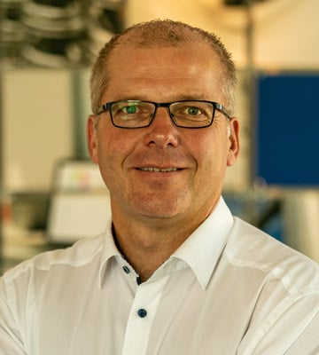 Heiner Klokkers, CEO hubergroup, wird bei C2C-Kongreß aktiv teilnehmen