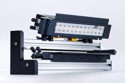 LEDcure SCR, ein spezielles Retrofit-Konzept für Rotations- und Flexodruckmaschinen