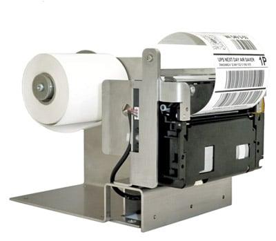 Der Gebe-Spezialdrucker ist auf Dauertests ausgelegt, in denen Thermopapiere untersucht werden, um die Papiereigenschaften zu optimieren und empfiehlt sich daher für Hersteller von Thermopapieren