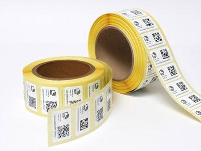 Individuelle RFID-Etiketten können mit dem neuen System von smart-Tec schneller umgesetzt werden