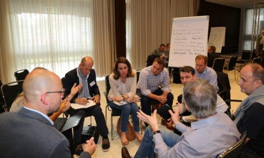 Fruchtbare Diskussionen führen zu den ersten Ergebnissen