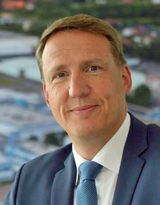 Dr. Jörg Seubert, Geschäftsführer, Follmann GmbH & Co. KG.