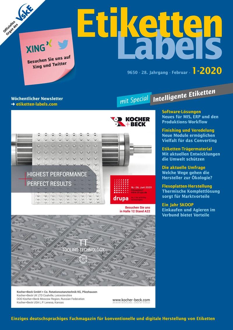 Produkt: Etiketten-Labels 01/2020 Digital