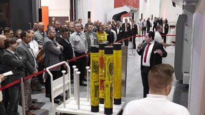 Im neuen Center of Excellence in Bielefeld präsentierte Bobst gemeinsam mit Partnern seine aktuellen Produkte und komplette Workflows