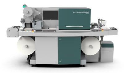 Die neue Dantex PicoColour ersetzt bei Syracruse eine ältere Maschine und erhöht gleichzeitig die Produtkionskapazität