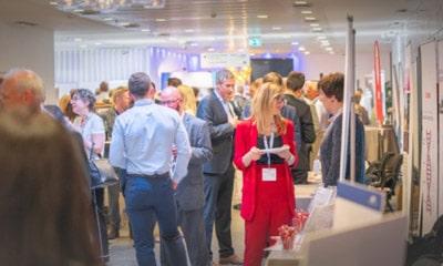 Das diesjährige European Label Forum ELF findet in Rom statt und bietet neben zahlreichen Fachvorträgen und Round-table-Sitzungen genügend Zeit zur Kommunikation (Quelle: FINAT)