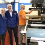 Die neue Nilpeter High-Build-Inkjet-Lackeinheit sorgt bei Nuceria in Italien für neue Veredelungsmöglichkeiten