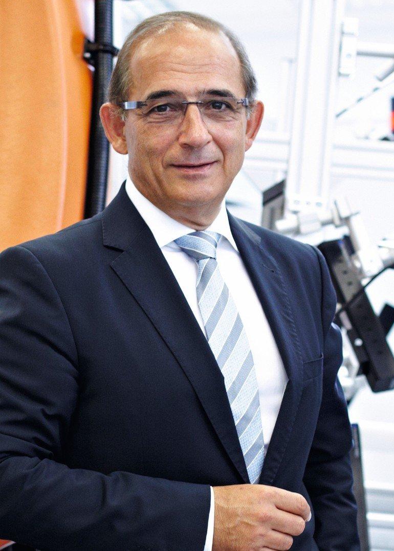 """Enis Ersü, Gründer und Vorstandsvorsitzender von Isra Vision: """"Unsere beiden Segmente Surface Vision und Industrial Automation sowie unsere weltweite Präsenz bergen enormes Potenzial für Wachstum und Synergien mit den Geschäftstätigkeiten von Atlas Copco."""""""