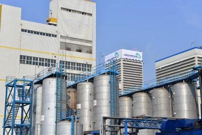 """Die chinesische Produktionsstätte von Archroma wurden zur """"Grünen Fabrik"""" ernannt (Quelle: Archroma)"""