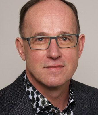 Roland Geiselhart, neuer Director der Business Unit Print + Packaging bei Follmann (Quelle: Follmann)