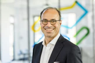 Dr. Ulrich Herrmann verlässt im Zuge der Veränderungen die Heidelberger