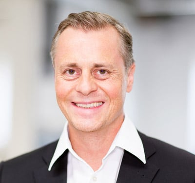 """Stefan Rövekamp: """"All unsere Enduro-, Pressuretac- und Tickettherm-Produkte sind FSC-zertifiziert."""" (Quelle: Sihl)"""