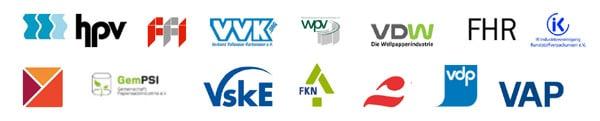 Logos Verbände