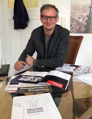 Paul Arndt bietet Unternehmen und notleidenden Menschen Hilfe während der Coronakrise an (Quelle: PrintsPaul)