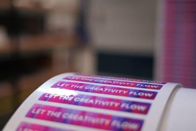 Verschiedene Druckverfahren sollen auf 3M Versatile Print Kennzeichnungsfolien hervorragende Ergebnisse erzielen. (Quelle: 3M)