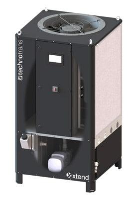 Der neuentwickelte modulare Chiller für den Digital-, Flexo- und Offsetdruck (Quelle: technotrans)