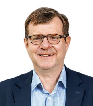"""Ralf Waltmann """"Fast täglich werden neue umweltschonendere Produkte oder Testmaterialien von fast allen Rohstoffanbietern angeboten."""" (Quelle: VPF)"""