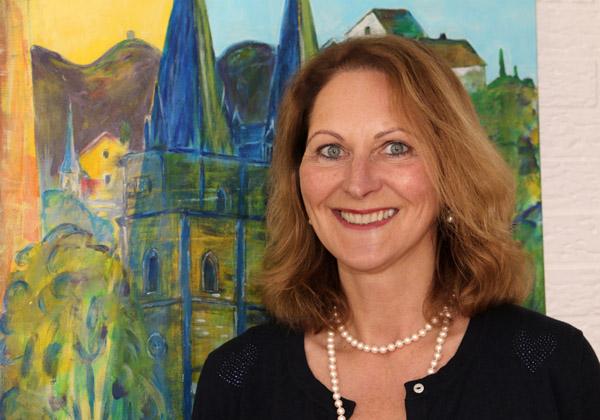 Anke Hoefer, Geschäftsführerin Top-Label, Alfeld (Leine) (Quelle: Michael Scherhag)