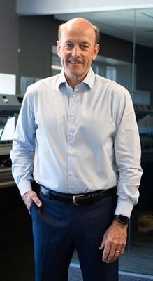 Memjet-CEO Len Lauer verstarb im Alter von 62 Jahren (Quelle: Memjet)