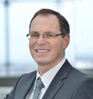 Dr. Frank Schaum (54) leitet seit Anfang März 2020 den Geschäftsbereich Label (Gallus) der Heidelberger Druckmaschinen AG (Quelle: Gallus Ferd. Rüesch AG)