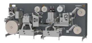Die DC350Miniflex ist eine weitere Maschine in der DC350-Line (Quelle: GM)