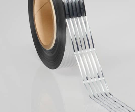 Das DISTORUN®-Kalttransfermodul ermöglicht eine maximale Verwertung der Metallisierungsschicht. (Foto: Kurz)