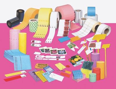 """Die Produktpalette von Felga Etiketten umfasst alles was die """"grüne Branche"""", aber auch die anderen Industriekunden benötigen (Quelle: Felga Etiketten)"""