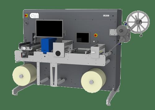 Der GM IR350 ist eine erweiterte Version des Inspektionsaufwicklers GM IR330 (Quelle: GM)
