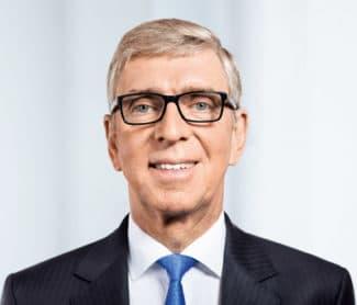 Der neue Aufsichtsratsvorsitzende Dr. Matthias L. Wolfgruber (Quelle: Altana)