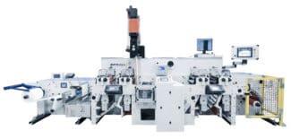 Die Focus Label HM-Flex ist eine vielseitige Druck- und Convertingmaschine für zahlreiche Einsatzmöglichkei-ten (Quelle: Focus Label Machinery)