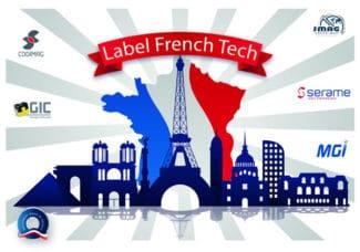 Fünf Maschinenhersteller präsentieren ihre technischen Lösungen vier Tage lang an drei Standorten im südlichen Paris (Quelle: Label French Tech )