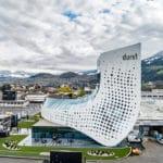 Nach dreieinhalb Monaten öffnen viele Firmen ihre Demo-Center wieder für Besucher – u.a. auch das Customer Experience Center (CEC) von Durst in Brixen (Quelle: Durst)