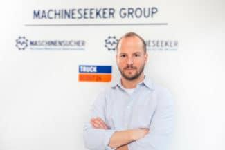 Maschineseeker-Gründer Thorsten Muschler (Quelle: Maschineseeker Group)