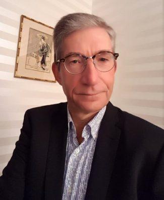 Jean-Michel Fouquet, ehemaliger Präsident der UNFEA und CEO von Etiq'Roll (Quelle: John Penhallow)