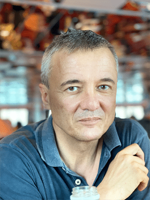 Federico D'Annunzio, Bobst Group, erhielt den R. Stanton Avery Global Achievement Award 2020 (Quelle: Bobst)