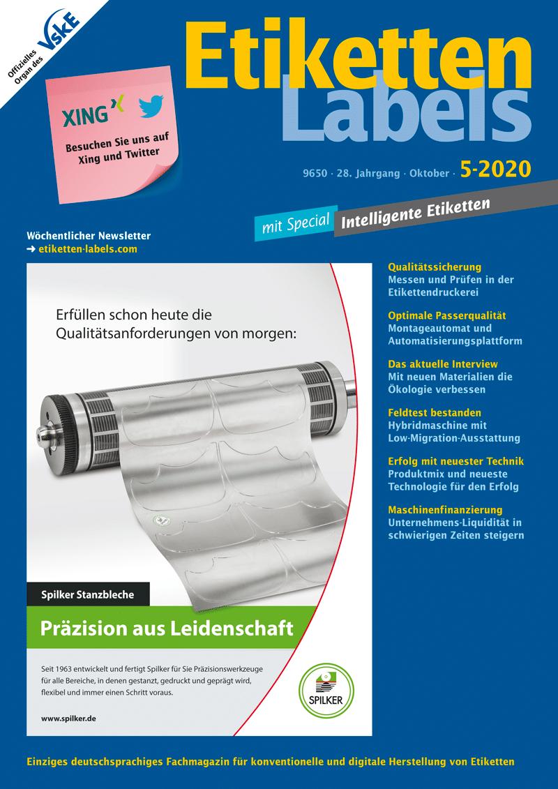 Produkt: Etiketten-Labels 05/2020 Digital