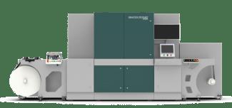 Der PicoJet 330 ist ein digitales UV-Inkjet-Drucksystem mit einer Geschwindigkeit von bis zu 75 m pro Minute (Quelle: Dantex)