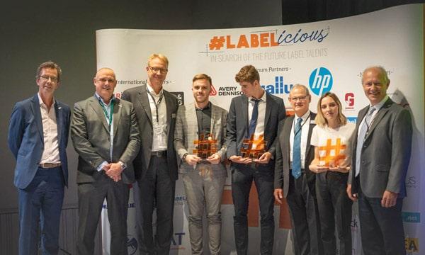 Die Gewinner des FINAT LABELicious von 2019 (Quelle: FINAT)